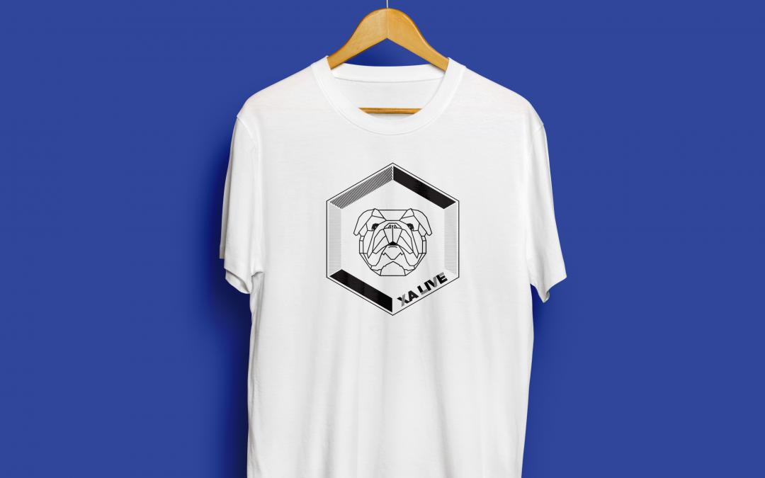 GeoBulldog Tshirt